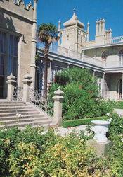 Воронцовський палац - символ аристократичного відпочинку