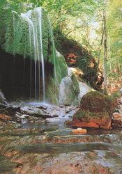 Срібний водоспад - природна сила і окраса Криму