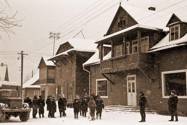 Ворохта (60-і роки XX століття)
