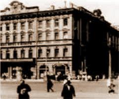Старий готель у Львові