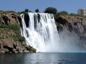 водоспад Дюден