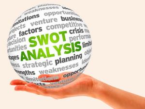 SWOT-аналіз конкурентоспроможності туристичного ринку України