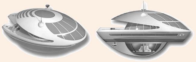 Зовнішній вигляд «Трилобіт-65»
