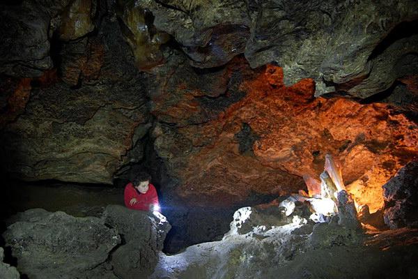 Печера Озерна