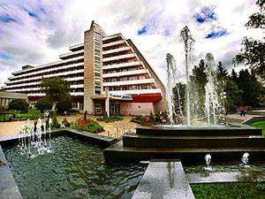 туристично-готельний комплекс