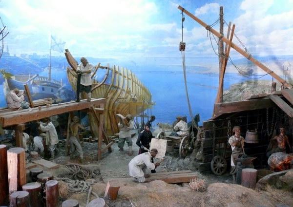 Музей суднобудування і флоту