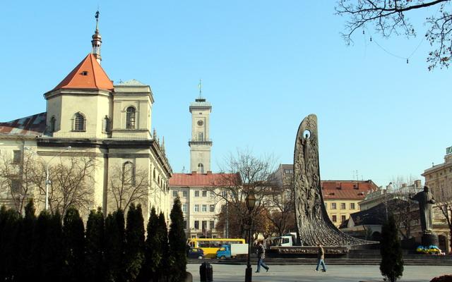 культурний туризм в Україні