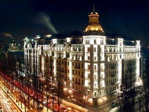 готель «Прем'єр Палас» у Києві