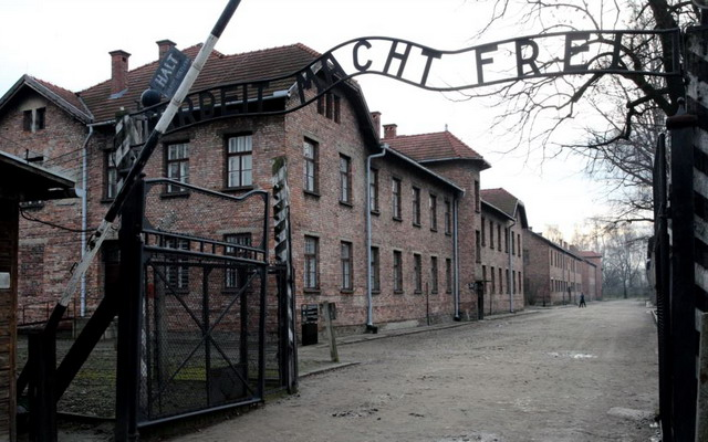 концтабір «Аушвіц-Біркенау» в Польщі