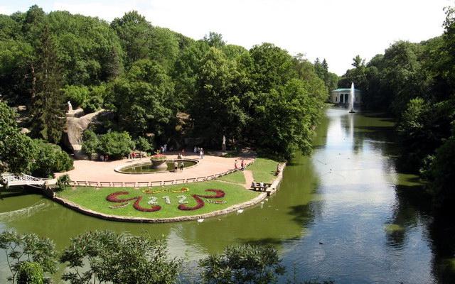 ландшафтний парк «Софіївка»