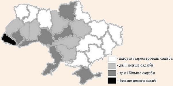 Географічна оцінка активізації надання послуг сільського туризму в Україні
