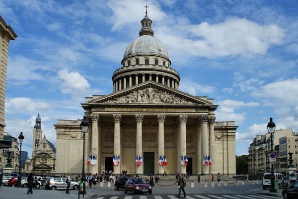 Пантеон в Парижі