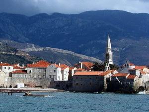 Чорногорія, курорт Будва