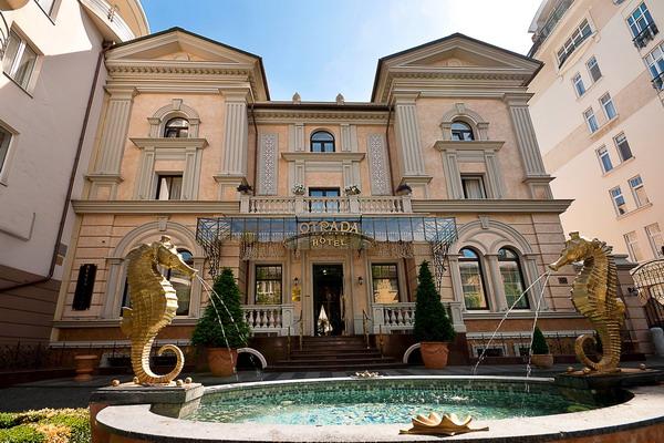 Готель «Otrada» в Одесі