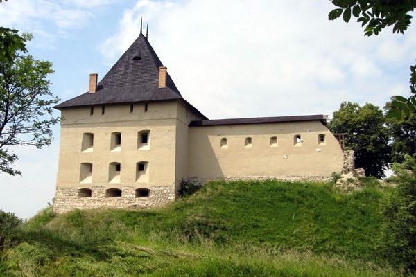 Старостинський замок в Галичі