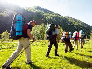 формування здорового способу життя засобами туризму