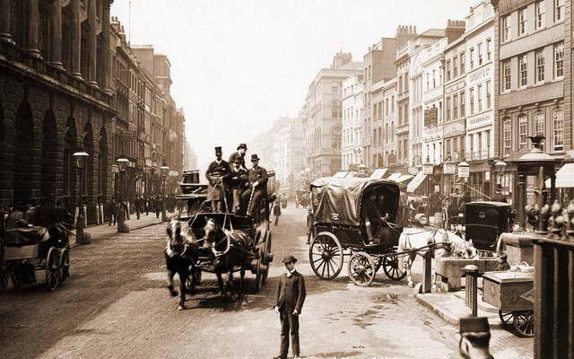 Лондон у XIX столітті