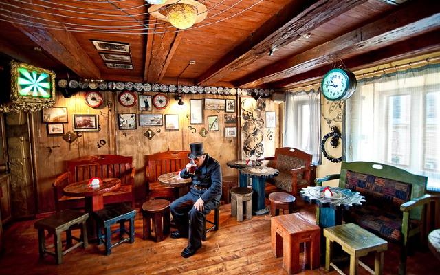 ресторан «Дім Легенд» у Львові