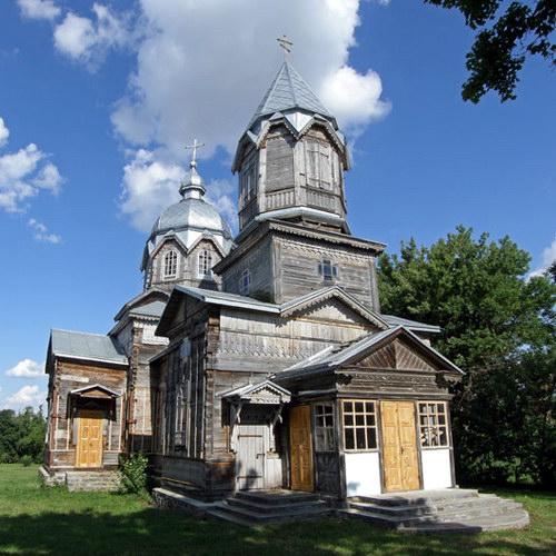 Георгієвська церква (с. Мизинівка)