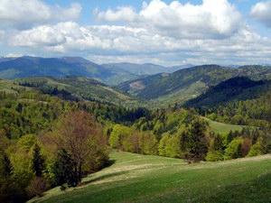 туризм в Закарпатській області