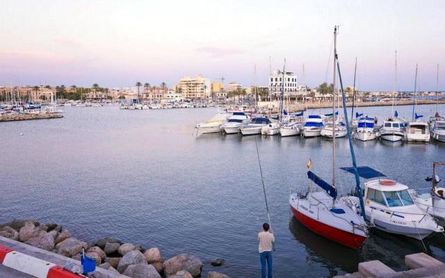 Порт у Пальма-де-Мальорка