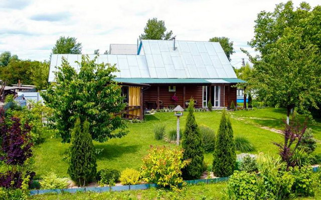 сільський (зелений) туризм