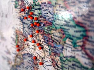 Міжнародний туризм як форма інтеграційних процесів України