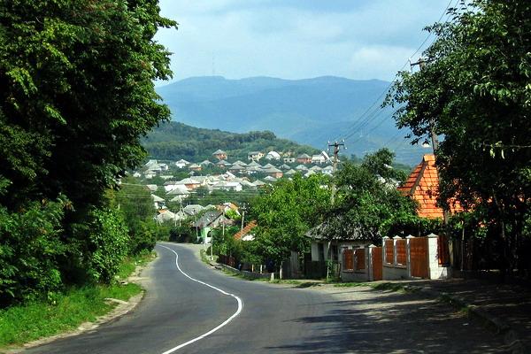 село Велика Копаня