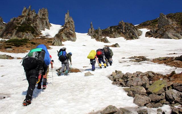 гірський туризм