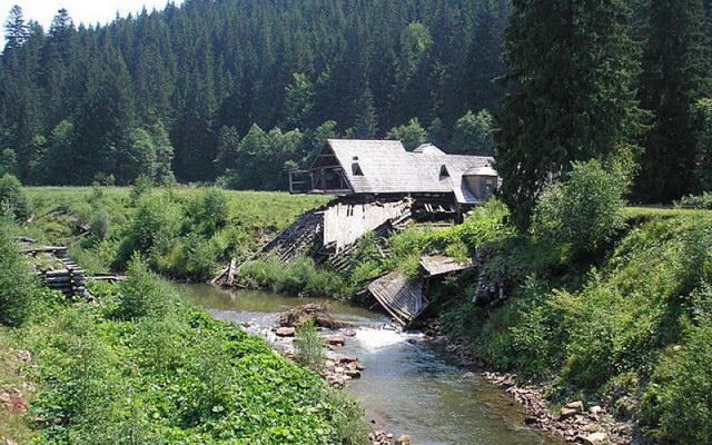 Музей лісосплаву
