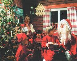 Фінляндія: Із Санта-Клаусом усе домовлено