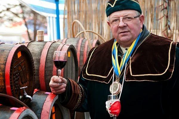 Гастрономічний фестиваль Біле вино