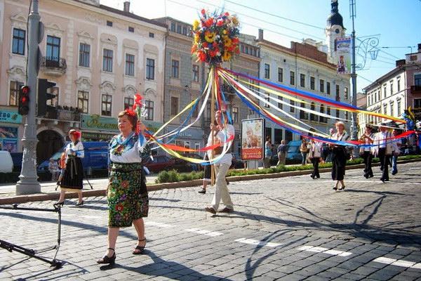 Етнографічний фестиваль Петрівський ярмарок