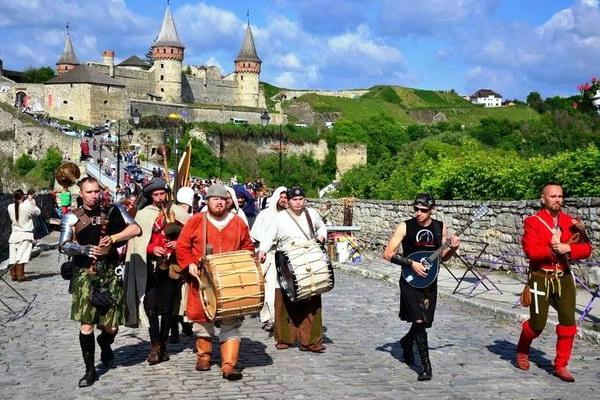 Історичний фестиваль Форпост
