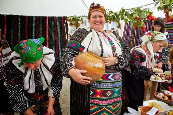 Гастрономічний фестиваль Борщ'їв