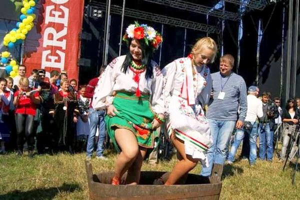 Етнографічний фестиваль Берегфест