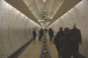 Сучасна лондонська підземка