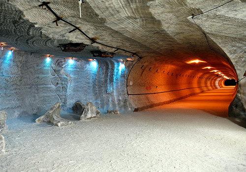 Соляна шахта у Соледарі