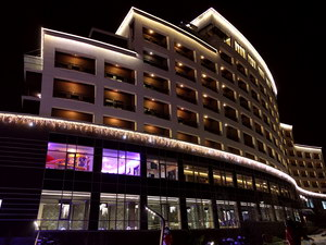Сучасний стан та проблеми розвитку бізнес-готелів в Україні