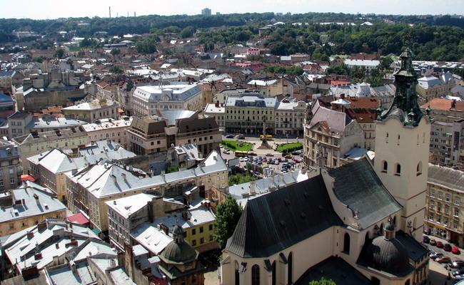 ансамбль історичного центру Львова