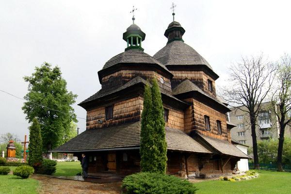 Церква Пресвятої Тройці у Жовкві