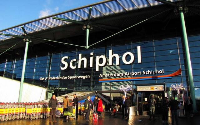 аеропорт Schiphol