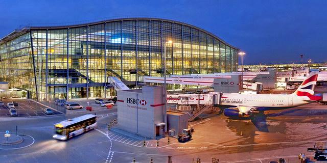 аеропорт Heathrow