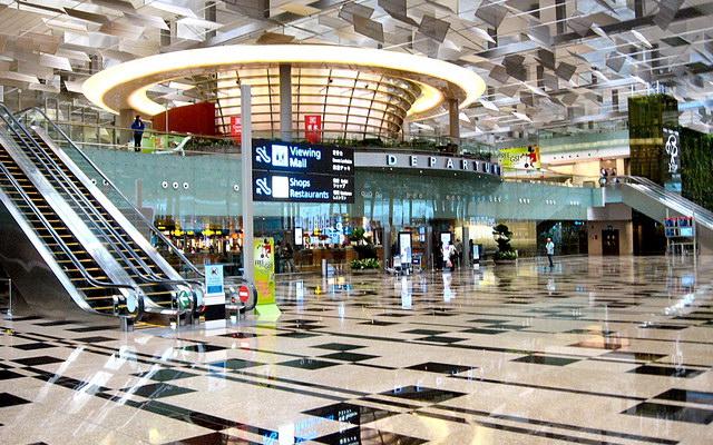 аеропорт «Чангі»