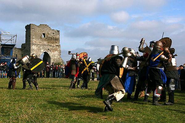 Історико-туристичний фестиваль середньовічної культури Стара Фортеця в Кременці