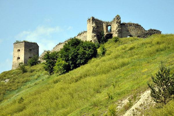 Кудринецький замок
