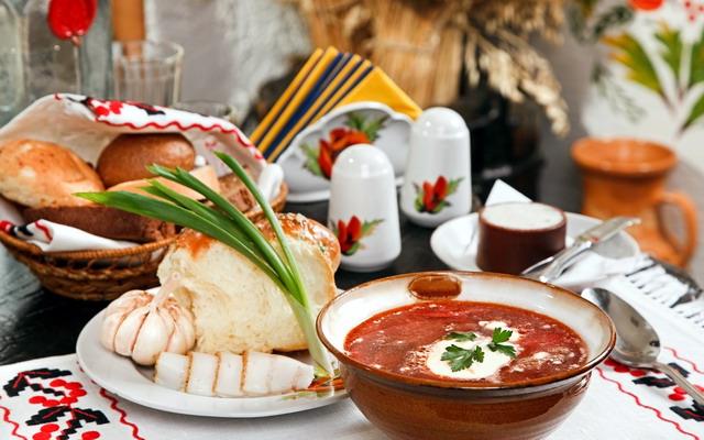 українська національна кухня