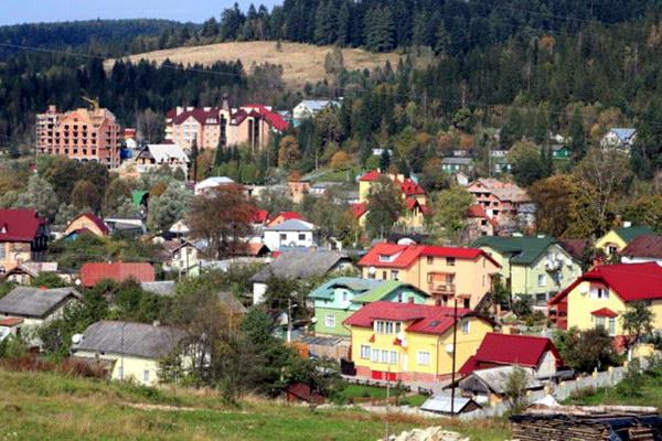 курортне селище Східниця