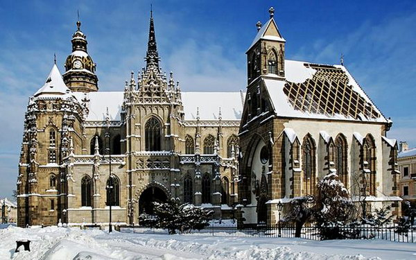 собор Св. Елізабет