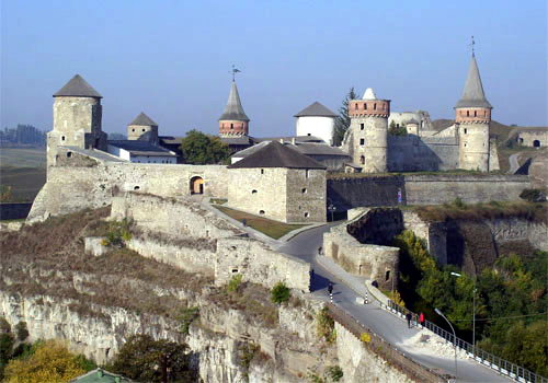 історико-архітектурний заповідник «Кам'янець»